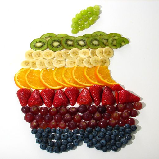 fruits puzzle for kid