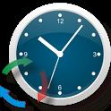 Atomic Clock Wallpaper Demo icon