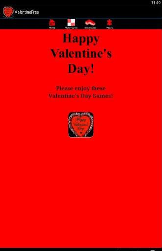 Free Valentine Games