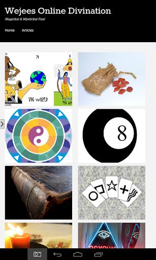 Online Divination Tarot more