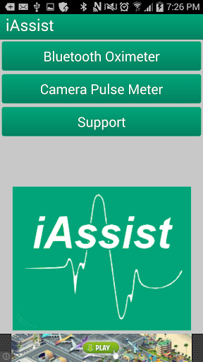 iAssist Pulse Oximeter