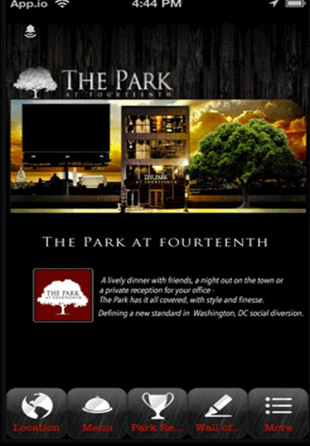 The Park at 14th - screenshot