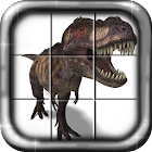 Dinosaur Sliders Puzzle icon