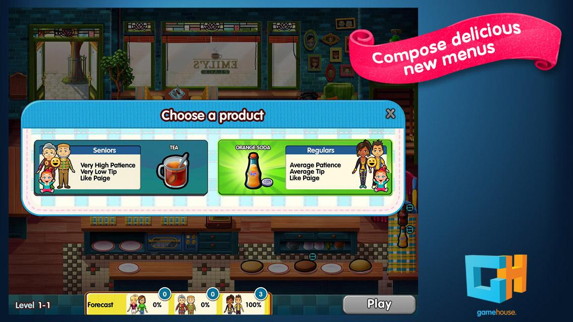 Delicious - New Beginning- screenshot
