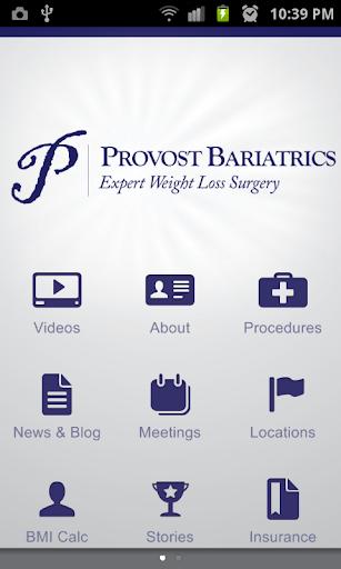 Provost Bariatrics
