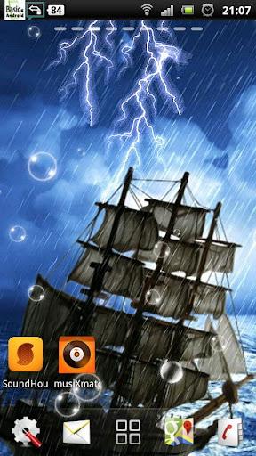 live wallpaper storm  screenshots 2