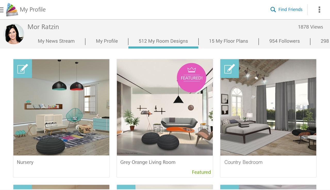 Homestyler Interior Design screenshot #20