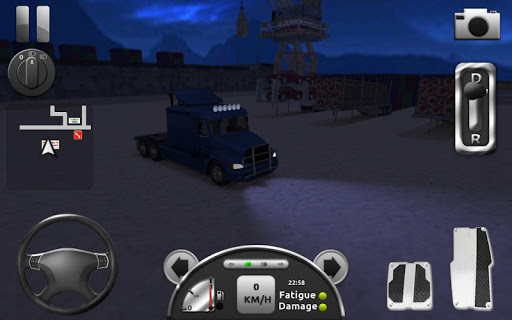 Truck Simulator 3D 2.1 Cheat screenshots 3