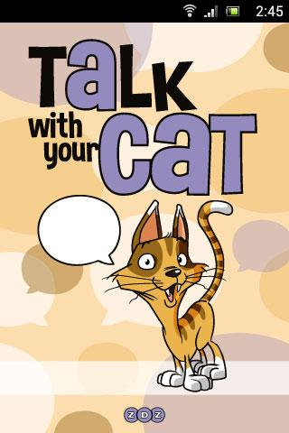 Talk with your Cat –Translator