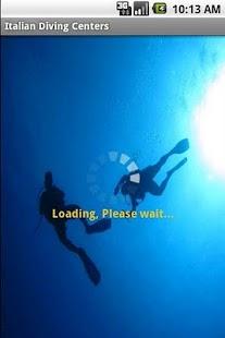 Italian Diving Center- screenshot thumbnail