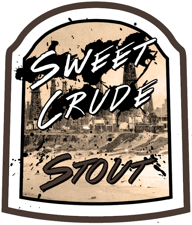 Logo of Beach City Sweet Crude Stout