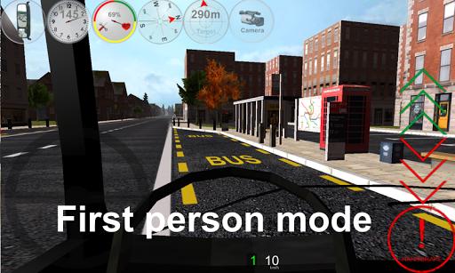 Duty Driver Bus LITE 2.1 screenshots 8