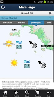 LaMMA Meteo - screenshot thumbnail
