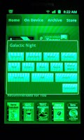 Screenshot of Galactic Night [root, Samsung]