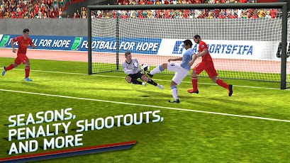 FIFA 14 by EA SPORTS™ Screenshot 6