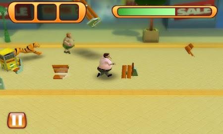 Run Fatty Run Screenshot 1