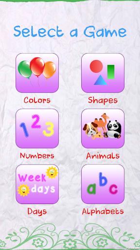 Children Games 6 in 1