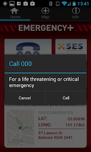 Emergency+- screenshot thumbnail