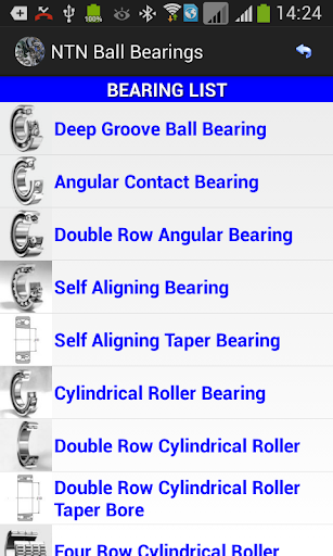 免費下載工具APP|NTN Ball and Roller Bearings app開箱文|APP開箱王