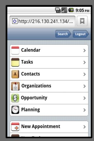 PlanPlus Online Shortcut - screenshot