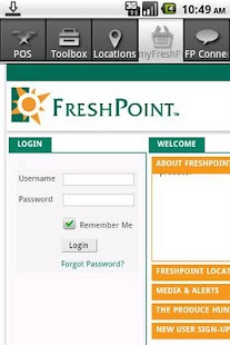 FreshPoint - screenshot thumbnail