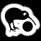 Kiwix, Wikipedia offline icon