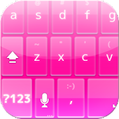 PinkGlass KeyboardSkin