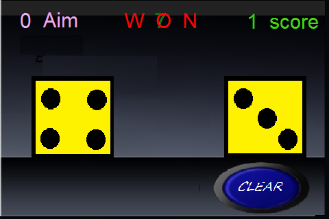 DICE 1-Player