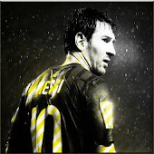 Lionel Messi HD live wallpaper