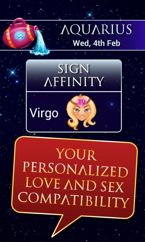 Love & Sex Daily Horoscope Pro - screenshot