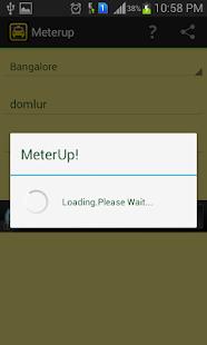 MeterUp! auto cab taxi fare - screenshot thumbnail