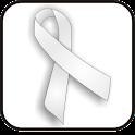 White Pearl Ribbon doo-dad logo