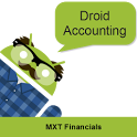Droid Accounting icon