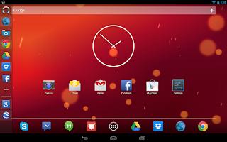 Screenshot of Sidebar Pro