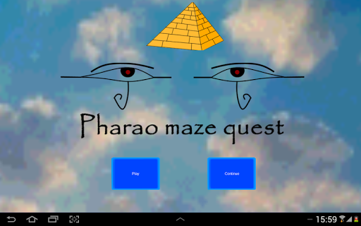 Pharaoh Maze