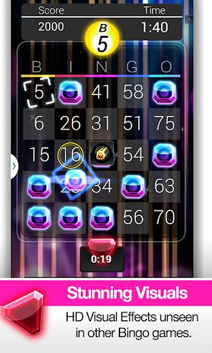 Bingo Gem Rush Free Bingo Game screenshot 3