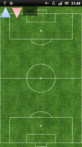 サッカー戦術盤
