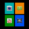 WP8 Widget Launcher Win 8 DEMO