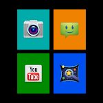 WP8 Widget Launcher Win 8 DEMO 1.04 Apk