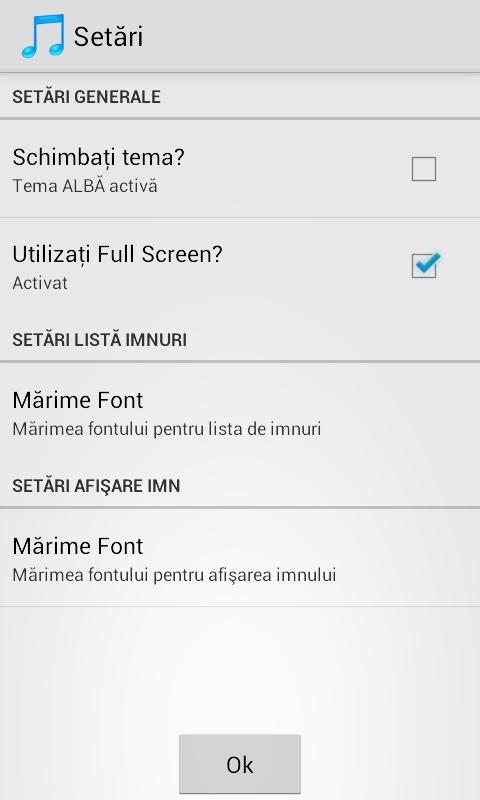 736 Imnuri Crestine- screenshot