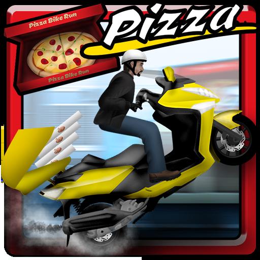 比薩自行車送貨小子 賽車遊戲 App LOGO-硬是要APP