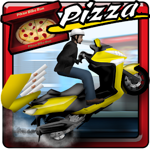 Pizza Bike Delivery Boy for PC and MAC