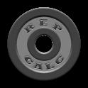 Rep Calc Lite (1 Rep Max) icon