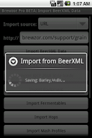 Screenshot of Brewzor Pro BETA