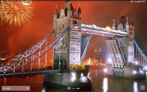 New Year Fireworks LWP (PRO) 1.3.1 screenshots 14