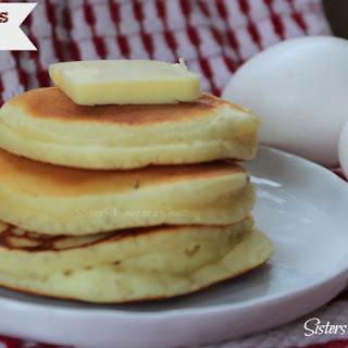 Simple, Fluffy Pancake Recipe!.