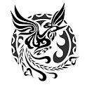 Cool Tattoo design Wallpaper icon