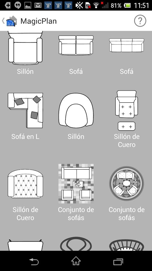 Magicplan aplicaciones android en google play for App para hacer planos