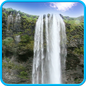 Waterfalls live wallpaper