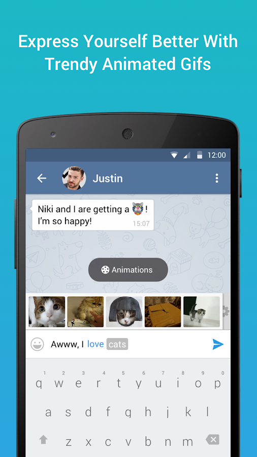Aniways - Telegram Unofficial- screenshot